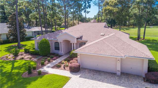 5180 Golf Club Lane, Spring Hill, FL 34609 (MLS #W7814544) :: The Nathan Bangs Group