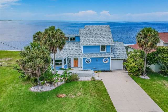 3200 Gulf Winds Circle, Hernando Beach, FL 34607 (MLS #W7814546) :: Delgado Home Team at Keller Williams