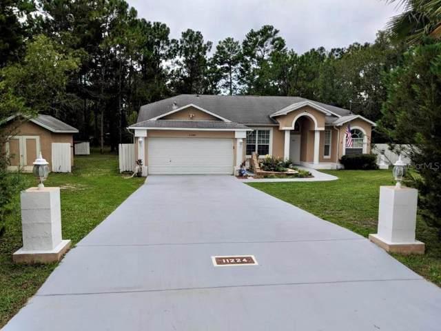 11224 Flock Avenue, Weeki Wachee, FL 34613 (MLS #W7814547) :: Team Pepka