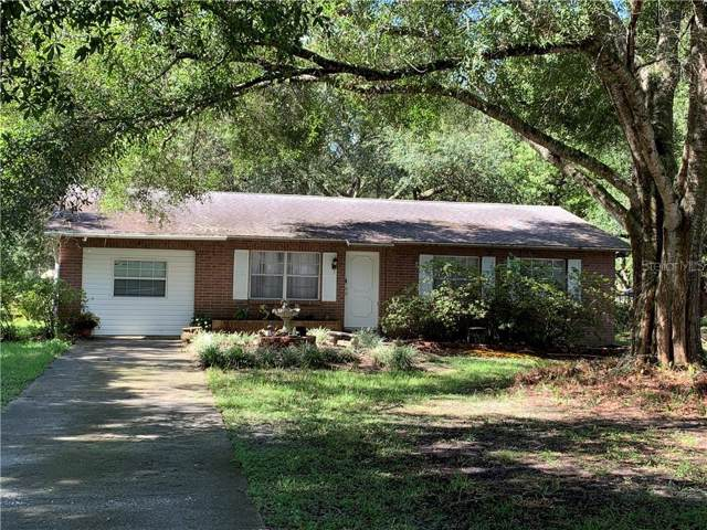 3505 Loury Drive, Zephyrhills, FL 33543 (MLS #W7814576) :: Bustamante Real Estate