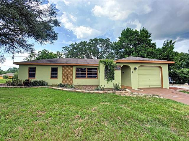 3025 Clewiston Street, Spring Hill, FL 34609 (MLS #W7814577) :: EXIT King Realty