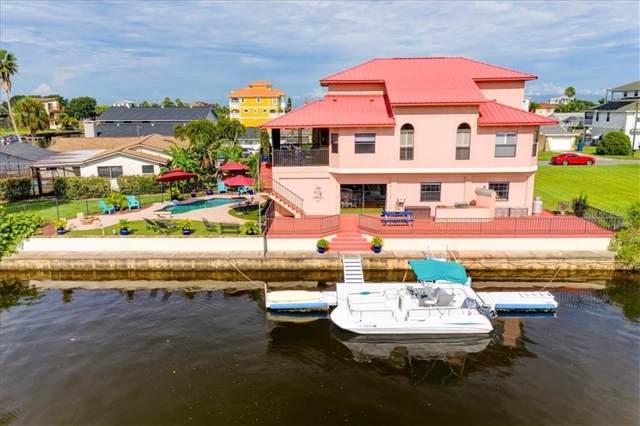 4374 8TH ISLE Drive, Hernando Beach, FL 34607 (MLS #W7814755) :: Dalton Wade Real Estate Group