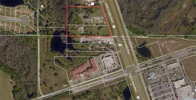 8005 Land O Lakes Boulevard, Land O Lakes, FL 34638 (MLS #W7814924) :: The Duncan Duo Team