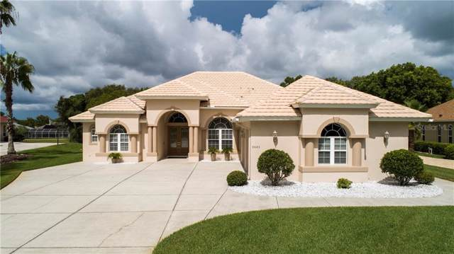 9085 Justine Drive, Weeki Wachee, FL 34613 (MLS #W7814951) :: Florida Real Estate Sellers at Keller Williams Realty