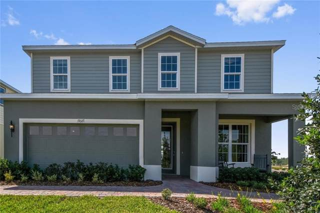 4423 Silver Creek Street, Kissimmee, FL 34744 (MLS #W7815251) :: Team Bohannon Keller Williams, Tampa Properties
