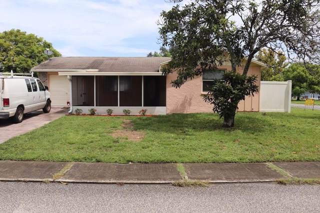 7101 Fireside Drive, Port Richey, FL 34668 (MLS #W7815258) :: RE/MAX Realtec Group