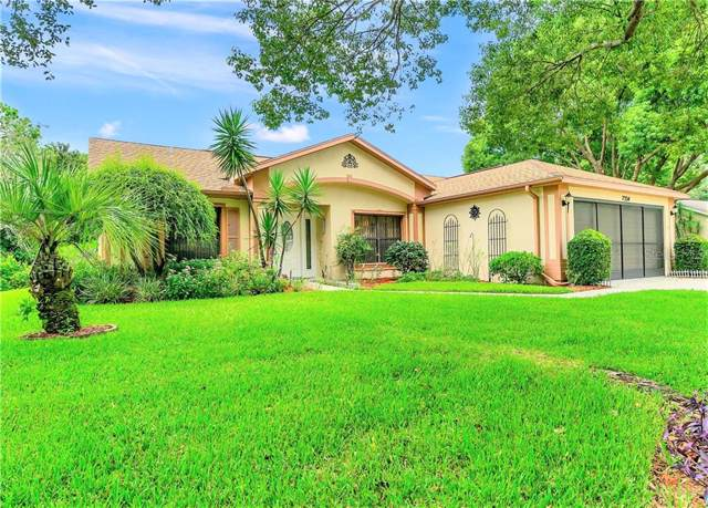 7334 Clearmeadow Drive, Spring Hill, FL 34606 (MLS #W7815267) :: The Duncan Duo Team