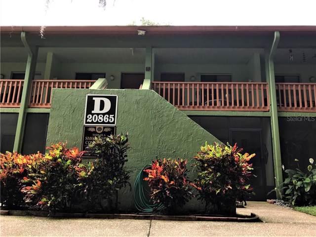 20865 Haulover Cove D8, Lutz, FL 33558 (MLS #W7815330) :: Andrew Cherry & Company