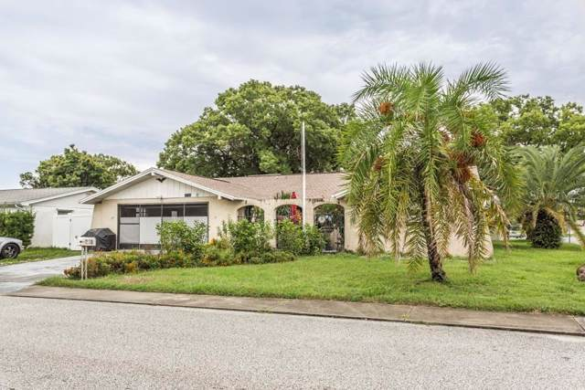 7210 Robstown Drive, Port Richey, FL 34668 (MLS #W7815354) :: Lockhart & Walseth Team, Realtors