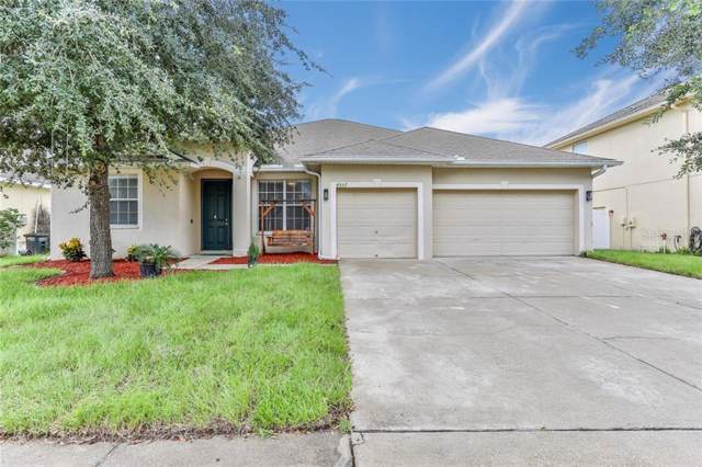 4557 Larkenheath Drive, Spring Hill, FL 34609 (MLS #W7815402) :: White Sands Realty Group