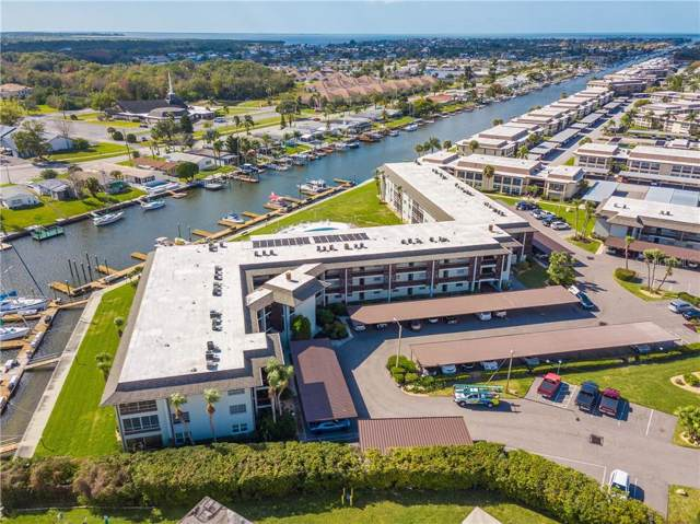 5157 Silent Loop #107, New Port Richey, FL 34652 (MLS #W7815510) :: Burwell Real Estate