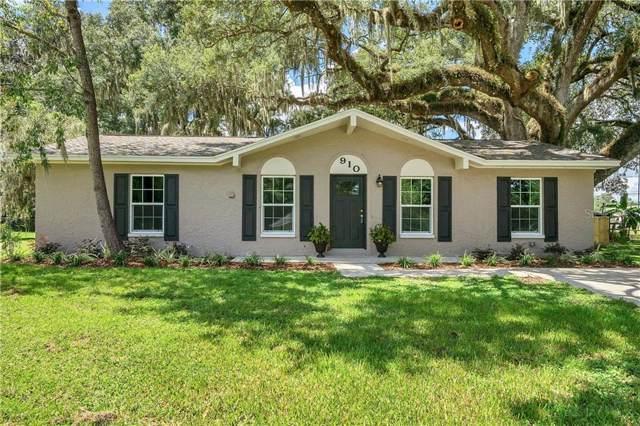 910 Cedar Drive, Brooksville, FL 34601 (MLS #W7815559) :: Lovitch Realty Group, LLC
