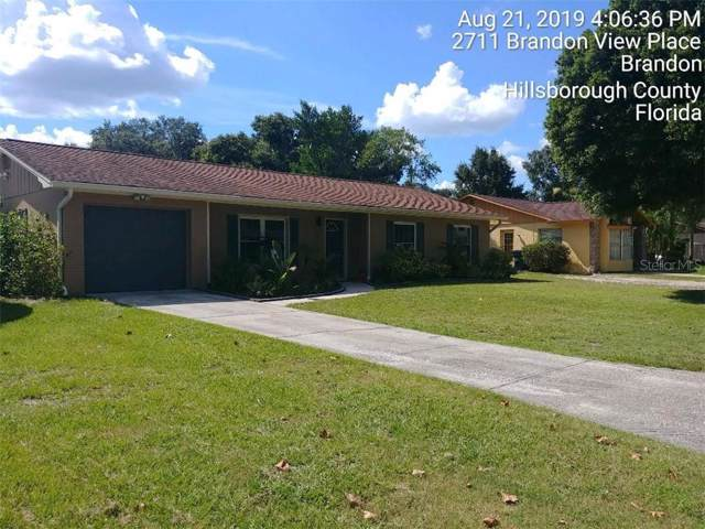 2711 Brandon View Place, Brandon, FL 33511 (MLS #W7815585) :: Charles Rutenberg Realty
