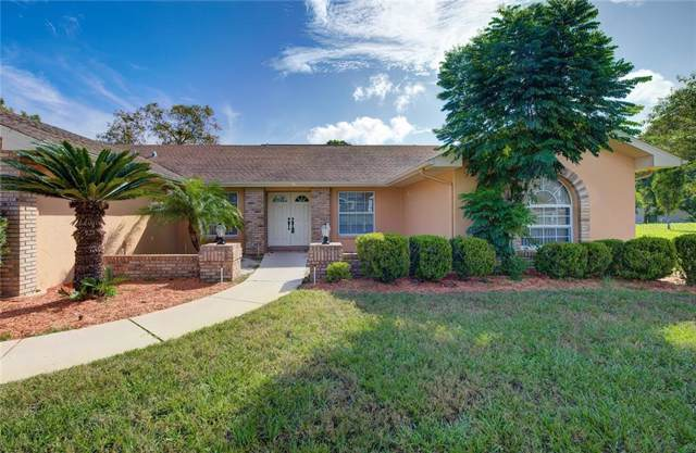 1164 Divot Court, Spring Hill, FL 34608 (MLS #W7815606) :: Griffin Group