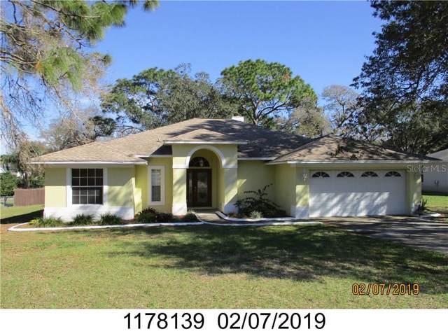3008 Overview Lane, Spring Hill, FL 34608 (MLS #W7815642) :: Dalton Wade Real Estate Group