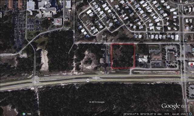 11507 Cortez Boulevard #102, Brooksville, FL 34613 (MLS #W7815655) :: Kendrick Realty Inc