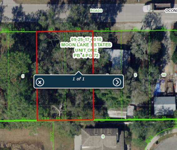0 Oconee, New Port Richey, FL 34654 (MLS #W7815827) :: Burwell Real Estate