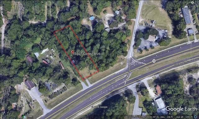 15507 Cortez Boulevard, Brooksville, FL 34613 (MLS #W7815922) :: Griffin Group