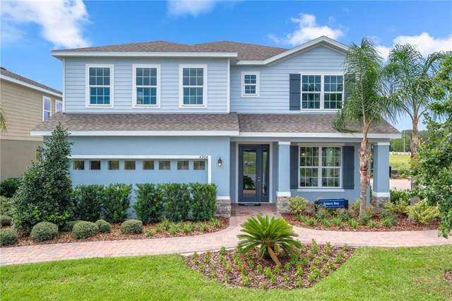 4399 Silver Creek Street, Kissimmee, FL 34744 (MLS #W7816245) :: The Duncan Duo Team