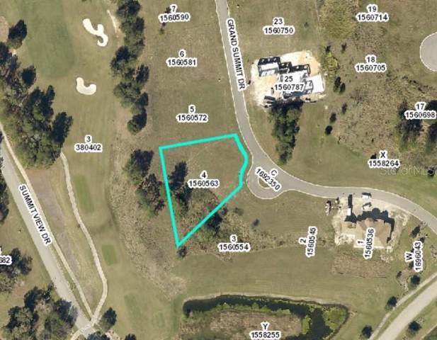 Lot 4 Grand Summit Drive, Brooksville, FL 34601 (MLS #W7816288) :: The Duncan Duo Team