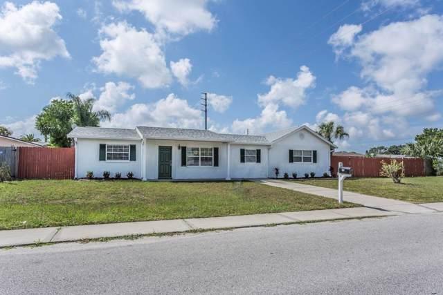 8116 Monarch Drive, Port Richey, FL 34668 (MLS #W7816307) :: Cartwright Realty