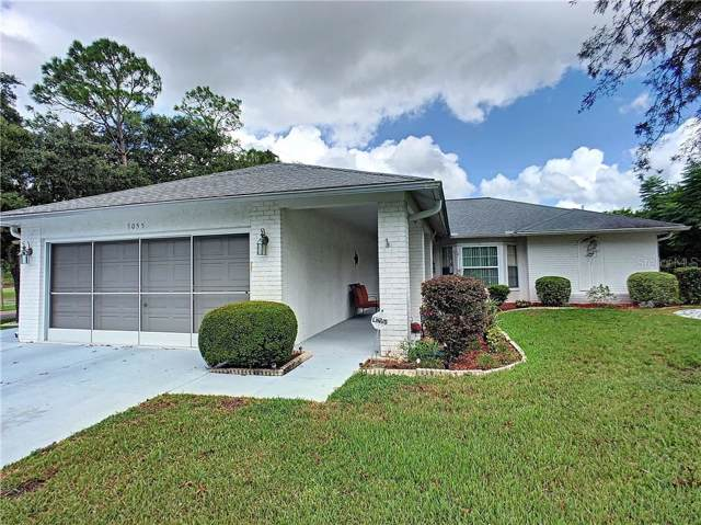 7055 Big Bend Drive, Spring Hill, FL 34606 (MLS #W7816356) :: Dalton Wade Real Estate Group