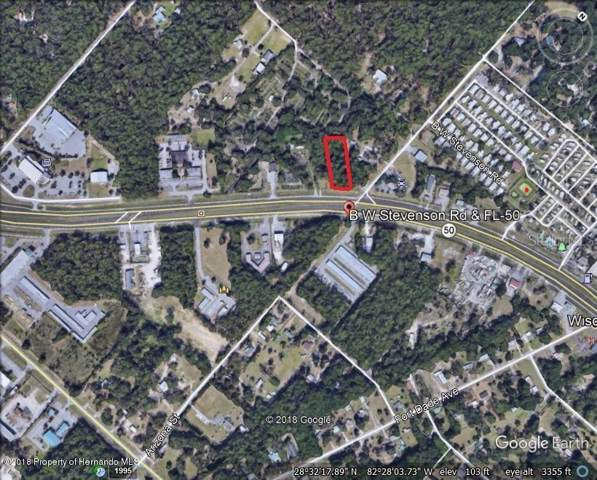 00 Cortez (Lot 5) Boulevard, Brooksville, FL 34613 (MLS #W7816360) :: RE/MAX Realtec Group