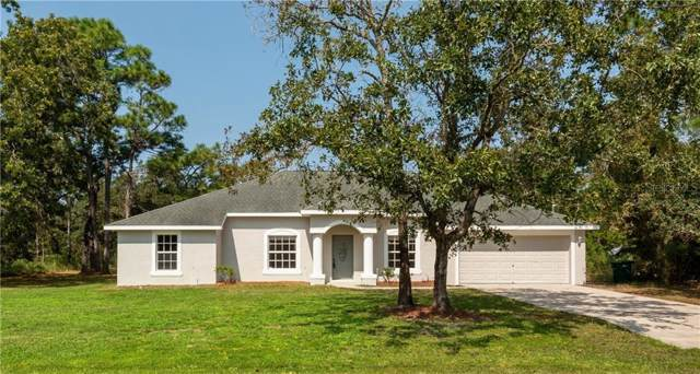 12105 Maripoe Road, Weeki Wachee, FL 34614 (MLS #W7816401) :: Ideal Florida Real Estate