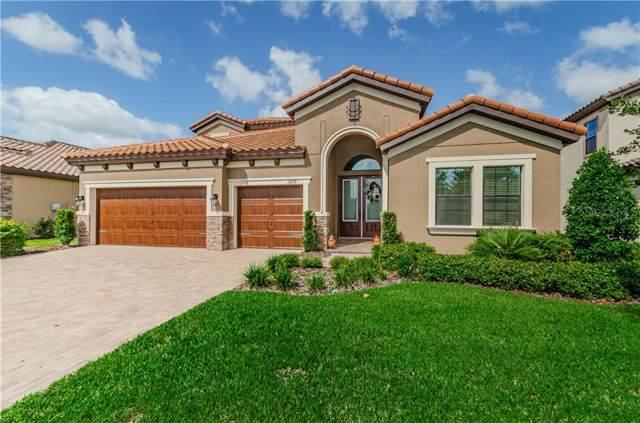 12718 Burns Drive, Odessa, FL 33556 (MLS #W7816439) :: Premium Properties Real Estate Services