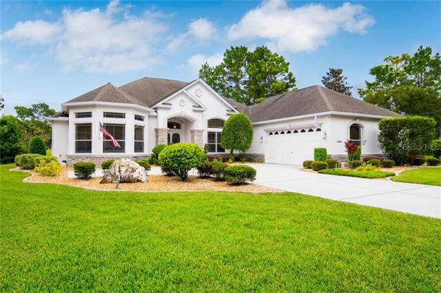 5140 Championship Cup Lane, Spring Hill, FL 34609 (MLS #W7816492) :: Gate Arty & the Group - Keller Williams Realty Smart