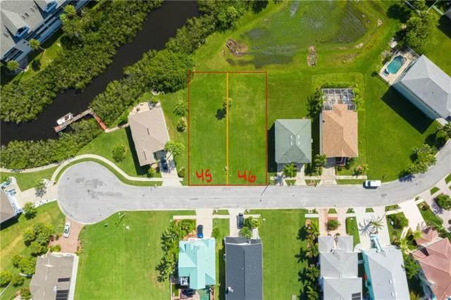 Jobeth Lot 45, New Port Richey, FL 34652 (MLS #W7817094) :: GO Realty
