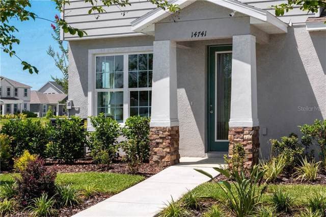 6007 Blue Lily Way, Winter Garden, FL 34787 (MLS #W7817108) :: Florida Real Estate Sellers at Keller Williams Realty