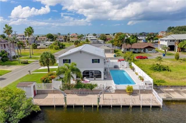 3173 Gulfview Drive, Hernando Beach, FL 34607 (MLS #W7817141) :: The Duncan Duo Team