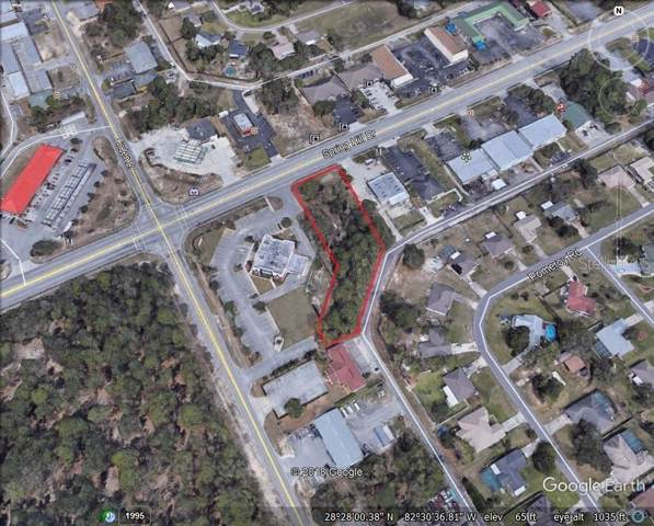 13090 Spring Hill Drive, Spring Hill, FL 34609 (MLS #W7817199) :: Florida Real Estate Sellers at Keller Williams Realty