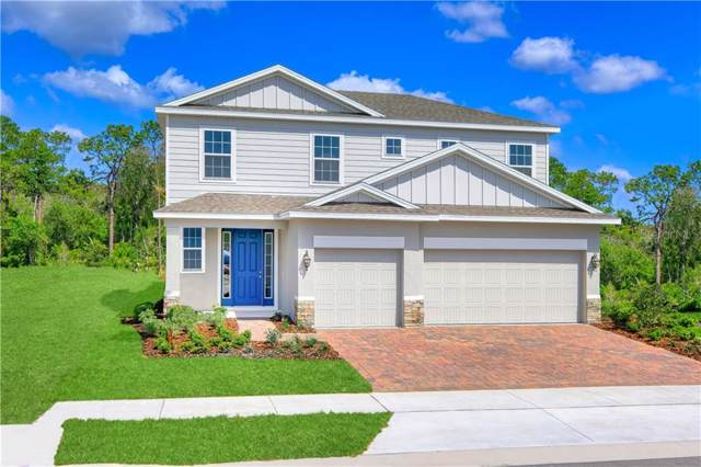 4421 Silver Creek Street, Kissimmee, FL 34744 (MLS #W7817233) :: The Duncan Duo Team