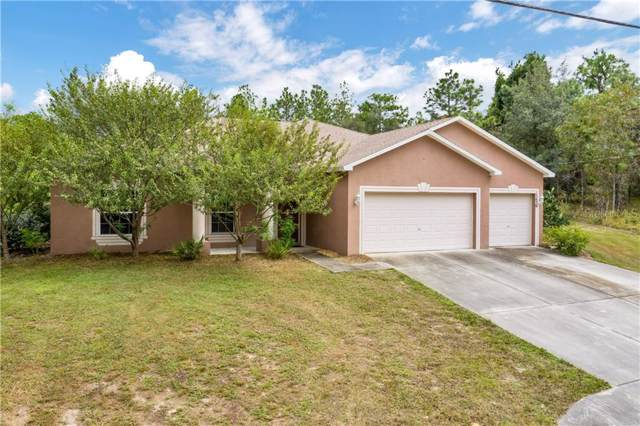 15436 Fleetwood Road, Weeki Wachee, FL 34614 (MLS #W7817274) :: The Brenda Wade Team