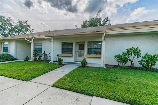 10740 43RD Street N #402, Clearwater, FL 33762 (MLS #W7817290) :: Team Pepka