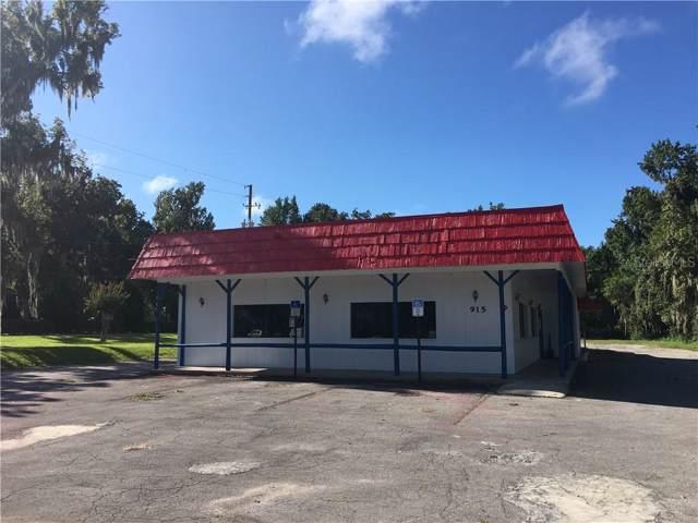 915 W Jefferson Street, Brooksville, FL 34601 (MLS #W7817301) :: Premier Home Experts