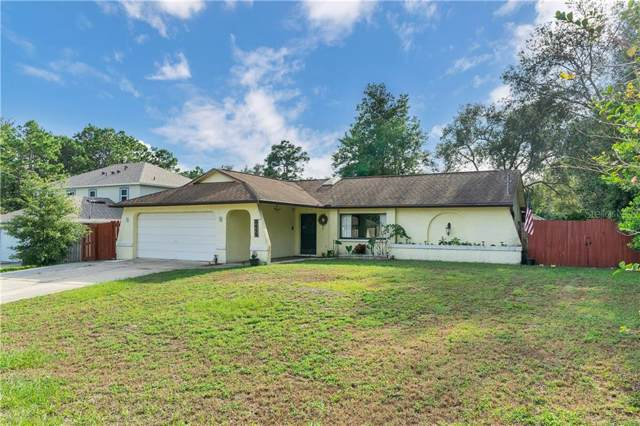 3419 Gramercy Lane, Spring Hill, FL 34609 (MLS #W7817306) :: Team Borham at Keller Williams Realty