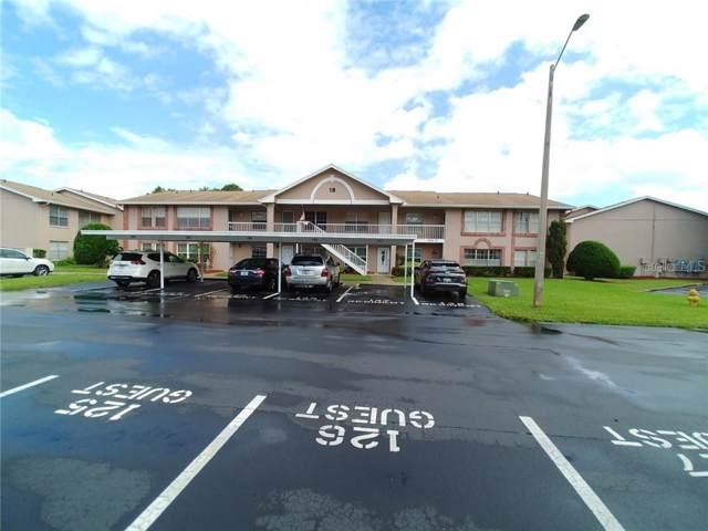 4826 Myrtle Oak Drive #22, New Port Richey, FL 34653 (MLS #W7817358) :: 54 Realty