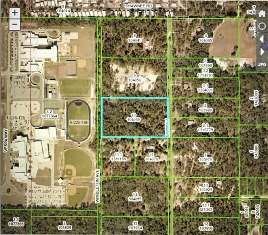 Address Not Published, Weeki Wachee, FL 34614 (MLS #W7817368) :: Cartwright Realty