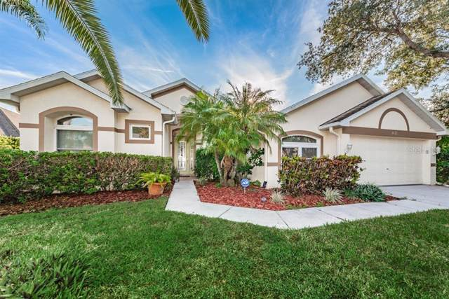 1673 Oak Park Court, Tarpon Springs, FL 34689 (MLS #W7817372) :: Keller Williams Realty Peace River Partners