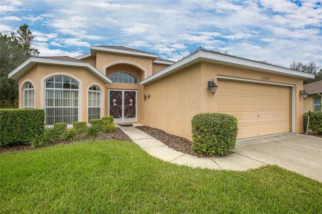 11554 New Haven Drive, Spring Hill, FL 34609 (MLS #W7817395) :: Premier Home Experts