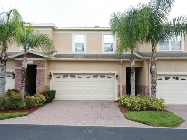 1507 Hillview Lane, Tarpon Springs, FL 34689 (MLS #W7817540) :: Florida Real Estate Sellers at Keller Williams Realty