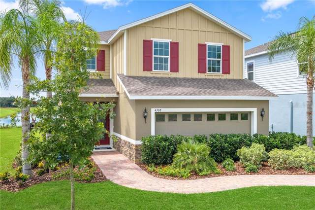 10523 Hawks Landing Drive, Land O Lakes, FL 34638 (MLS #W7817664) :: Florida Real Estate Sellers at Keller Williams Realty