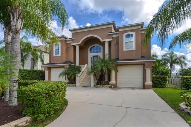 4260 Columbus Drive, Hernando Beach, FL 34607 (MLS #W7817748) :: The Duncan Duo Team