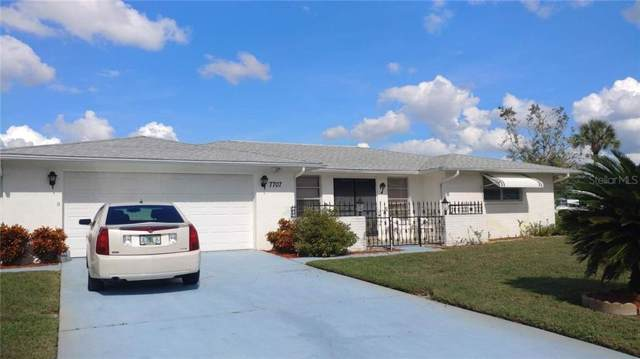 7707 Rosewood Drive, Port Richey, FL 34668 (MLS #W7817750) :: The Duncan Duo Team