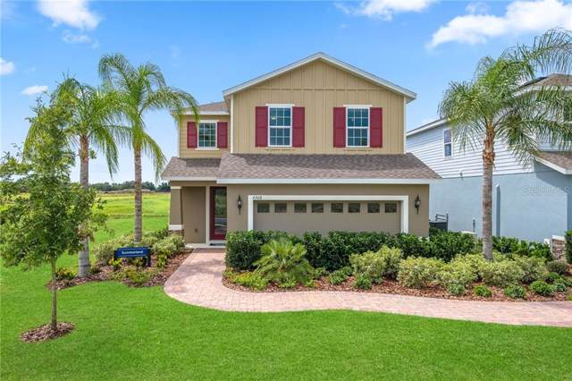 12107 Blue Pacific Drive, Riverview, FL 33579 (MLS #W7817761) :: Florida Real Estate Sellers at Keller Williams Realty