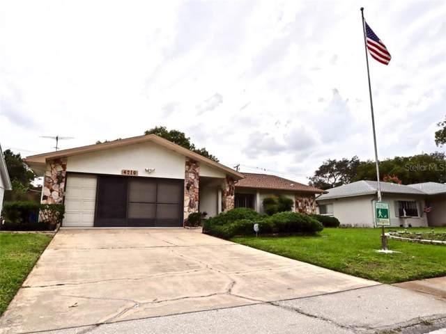4216 Sail Drive, New Port Richey, FL 34652 (MLS #W7817848) :: Griffin Group
