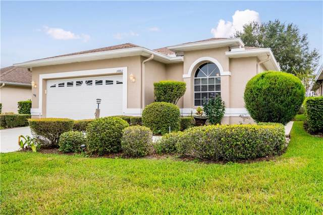 14482 Middle Fairway Drive, Spring Hill, FL 34609 (MLS #W7817853) :: Florida Real Estate Sellers at Keller Williams Realty